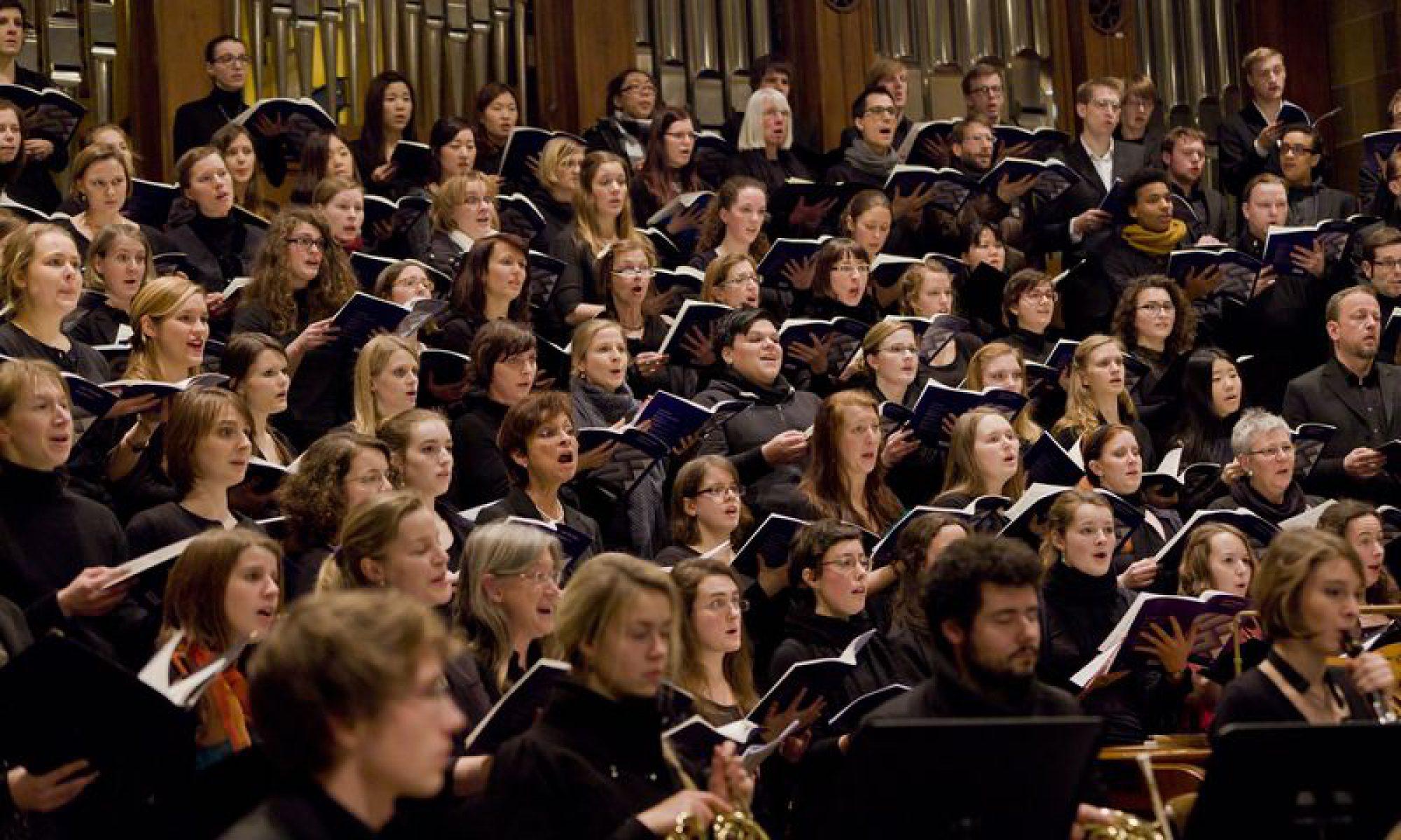 Hochschulchor und Kammerchor